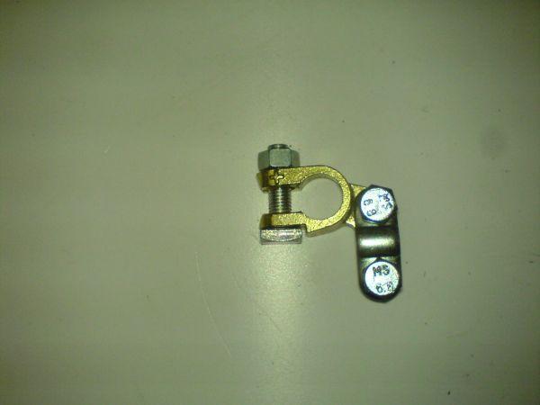 Batterieklammer klein