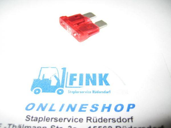 Flachsicherung DIN 72581