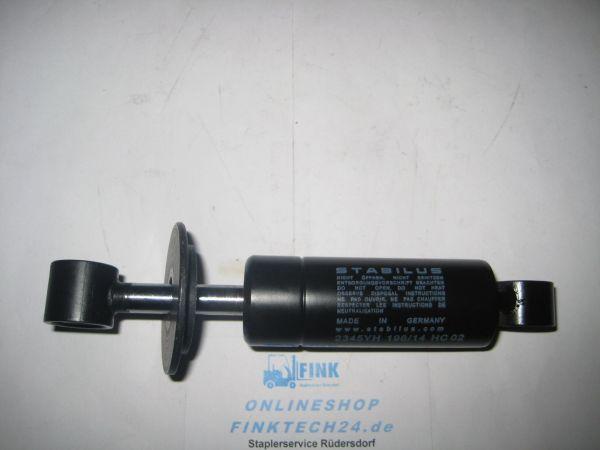 Gasdruckdämpfer Stützrad 120 mm