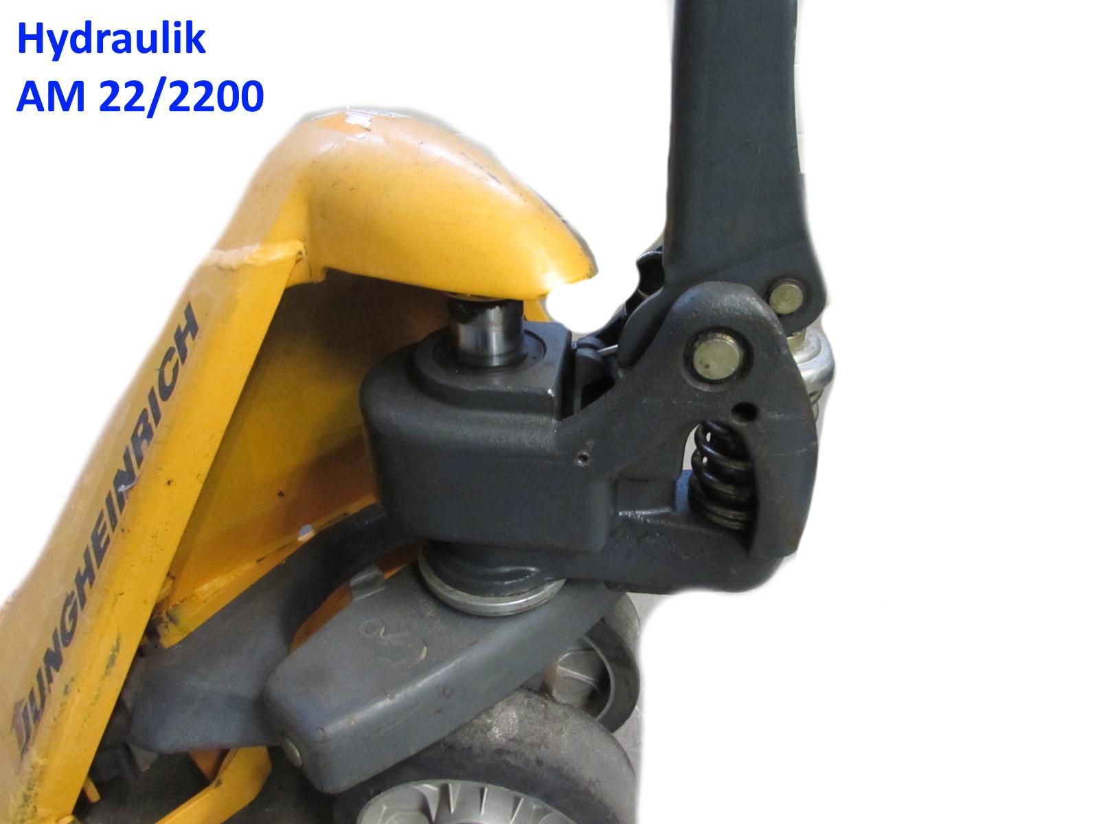 Jungheinrich Ameise 22 Hydraulik