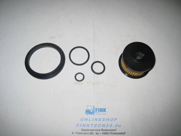 Filterpatrone f. Absperrventil