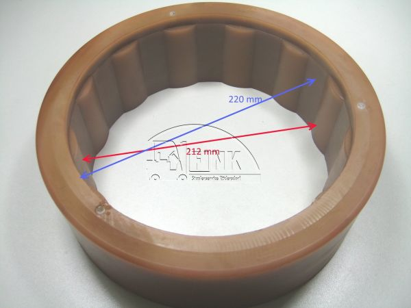 Antriebsrad Bandage 270 x 90
