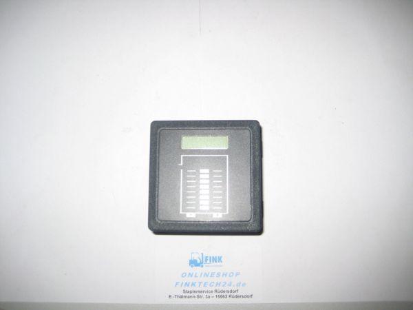 Batterie Entladeanzeige