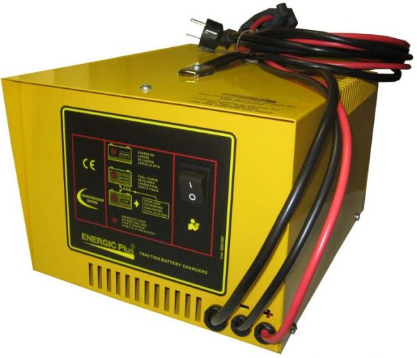 Batterieladegerät 24 V 30 A
