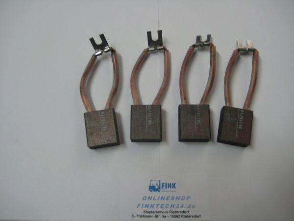 Kohlebürstensatz 12,3 x 25 x 28