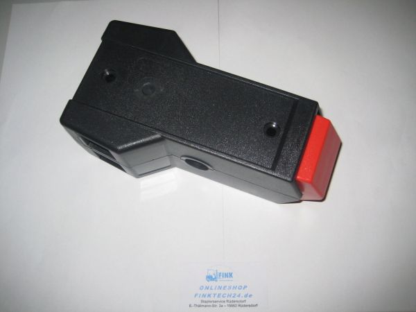 Gehäuse Deichselkopf EJC L10 Taster 27 x 27 mm