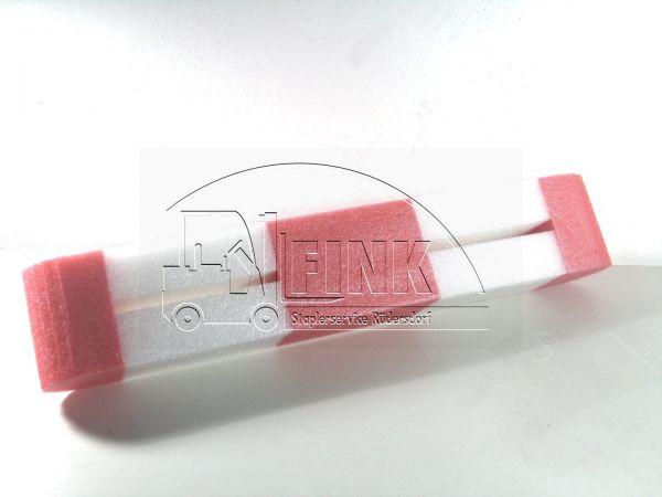 Warnbalken Zinkenschutz Gabelstapler