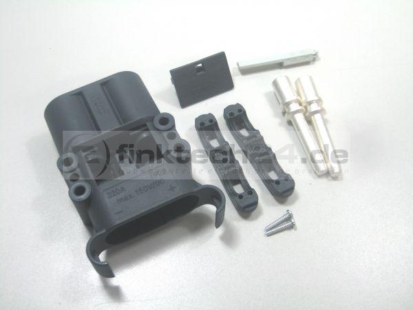 Batteriestecker REMA 320 A - Stecker