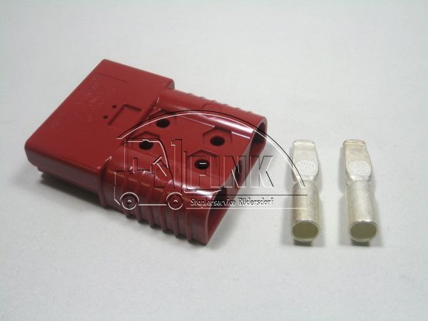 Batteriestecker SBX175 Anderson Rot