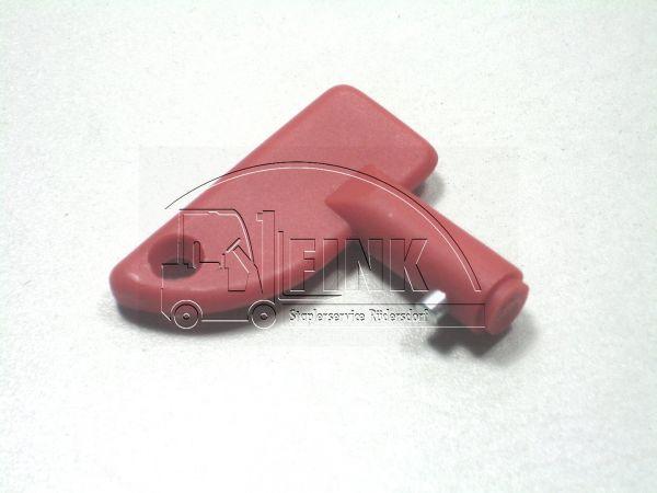 Schlüssel PRAMAC YALE Rot