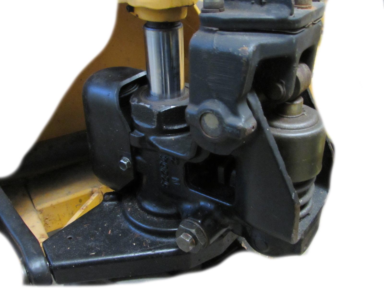 Jungheinrich Ameise 2000 Hydraulik
